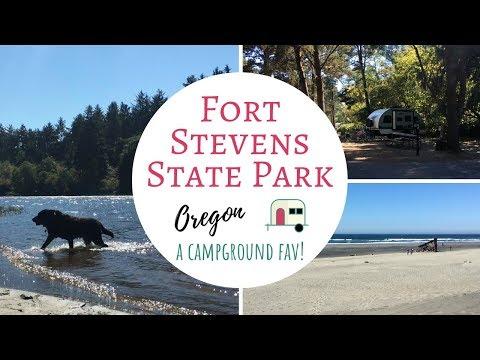 Fort Stevens State Park, Oregon ~ A Campground Fav!