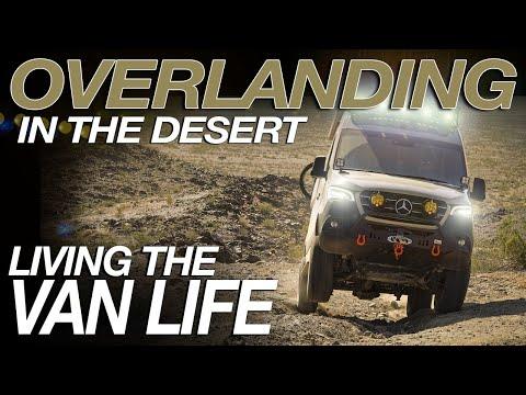 Living The Van Life - Desert Overlanding