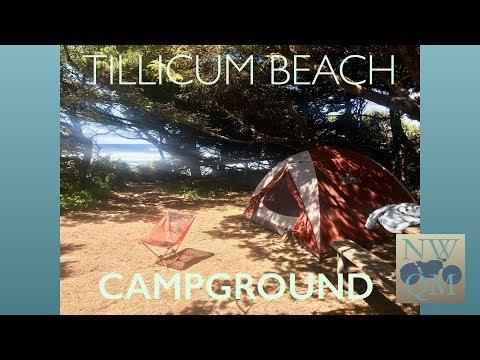 Tillicum Beach Campground Review