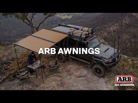 ARB Awnings | Features & Construction | ARB 4x4 Accessories