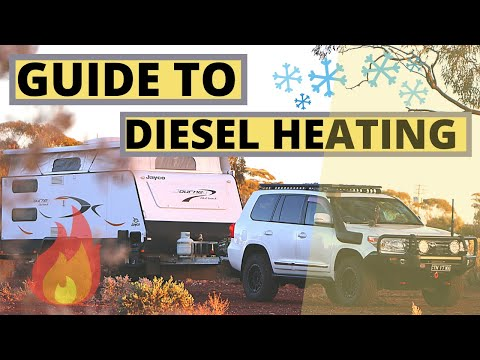 EVERYTHING you need to know about DIESEL HEATER's | Caravan's, RV's, motorhomes and camper trailers