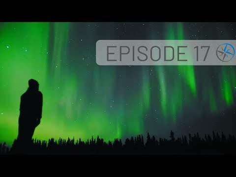 Northern Lights In Alaska, Chena Hot Springs & Ice Museums   Go North Ep 17