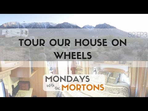 Tour Our Tiny House on Wheels Fifth Wheel RV - Mobile Suites 32TK3
