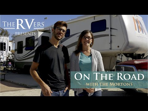 On The Road with the Mortons