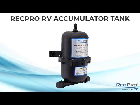 RecPro RV Accumulator Tank