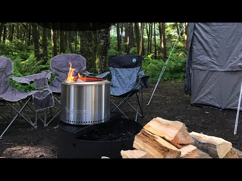 Camping on the Oregon Coast - Cape Lookout State Park Campground Review