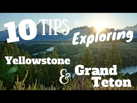 Top 10 Tips for Visiting Yellowstone and Grand Teton National Parks in the Summer