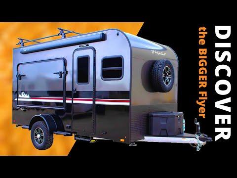 The 2021 Discover by InTech RV - Flyer Series - Walkthrough Tour