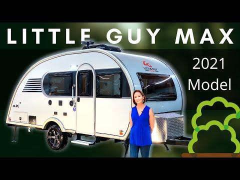 Little Guy MAX - 2021 Model - Walkthrough Tour