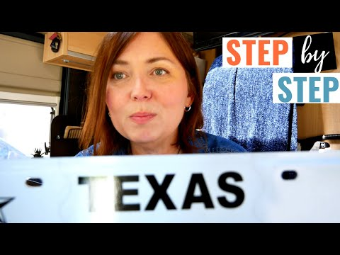 How You Can Change Your Domicile to Texas & Mail for Full-Time RVers