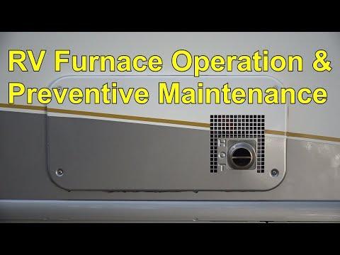 RV 101® - RV Furnace Operation & Preventive Maintenance