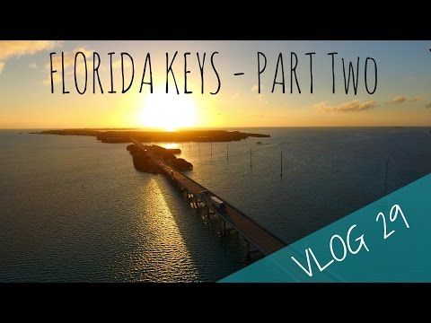 Staying In the Florida Keys for Free, PART TWO | MOTM VLOG #29