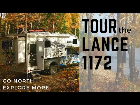 Tour the Lance 1172 Truck Camper - The Go North Expedition Vehicle | Go North Explore More Ep 1