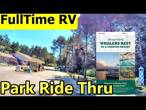 Whalers Rest RV & Camping Resort Overview