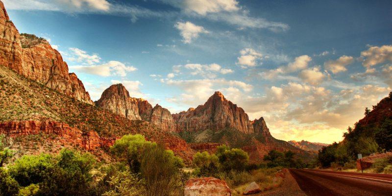 Utah National Parks - Zion