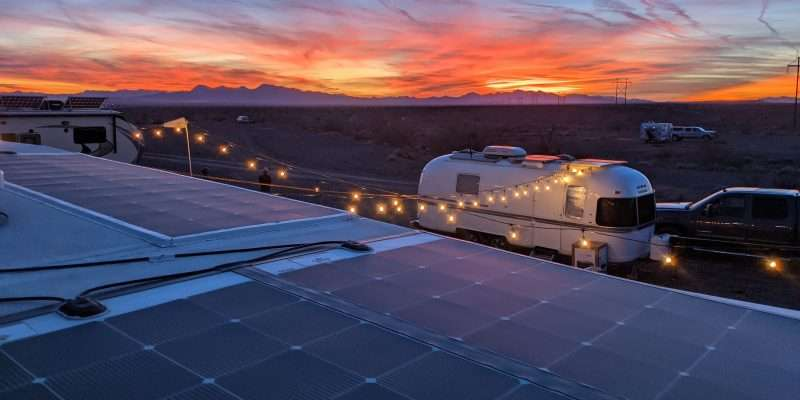 Camping Solar Panels
