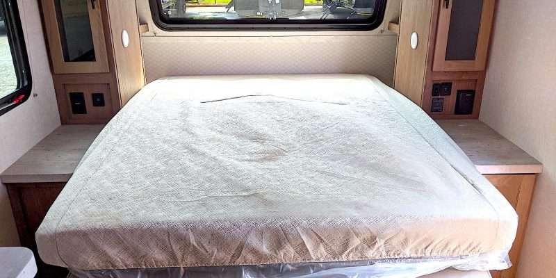 rv murphy bed mattress