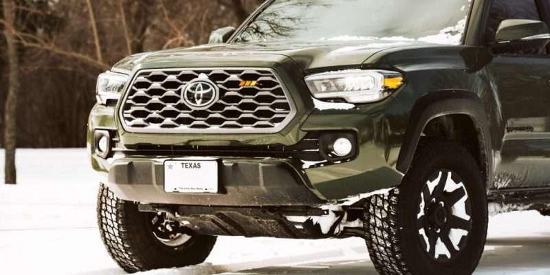 Toyota Tacoma Towing Capacity