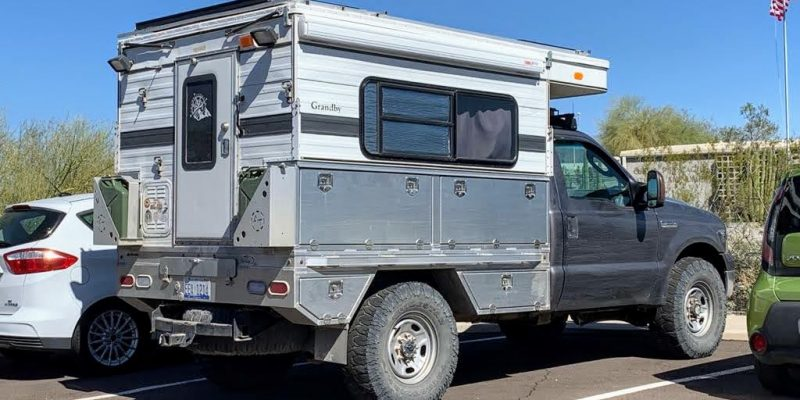 four wheel campers grandby